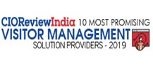 10 Most Promising Visitor Management Solution Providers - 2019