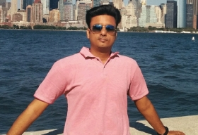 Gaurav Sharma, Head of UI & UX Design, LearningMate